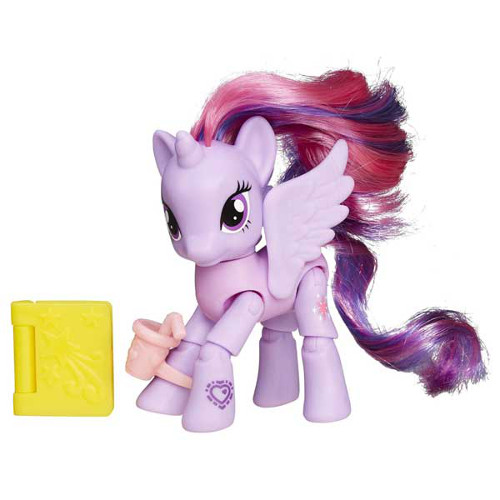 My Little Pony - Set Ponei Twilight Sparkle la Cafenea