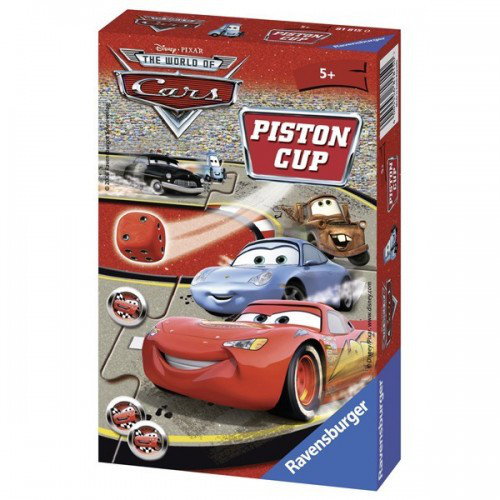 Joc - Disney Cars Piston Cup