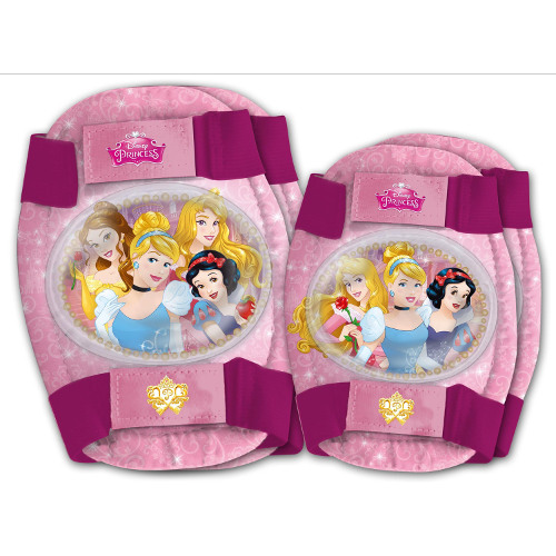 Disney Eurasia Set Protectie Cotiere Genunchiere Princess