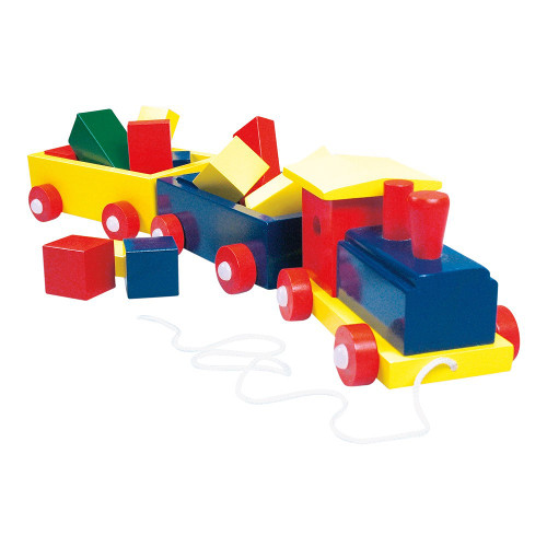Trenuletul Colorat cu Forme thumbnail