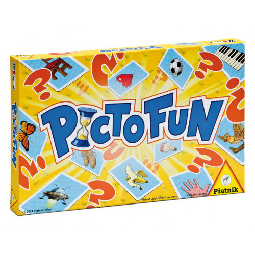 Piatnik Joc de Societate Pictofun