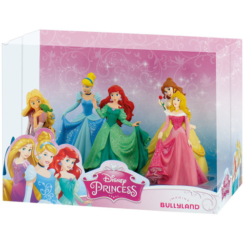 Set Figurine Printesele Disney Deluxe 2016