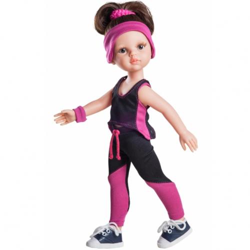 Papusa Carol Antrenoare de Fitness