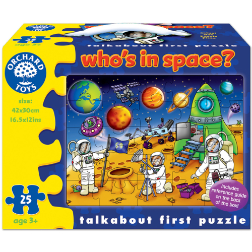 Puzzle Spatiul Cosmic 25 Piese