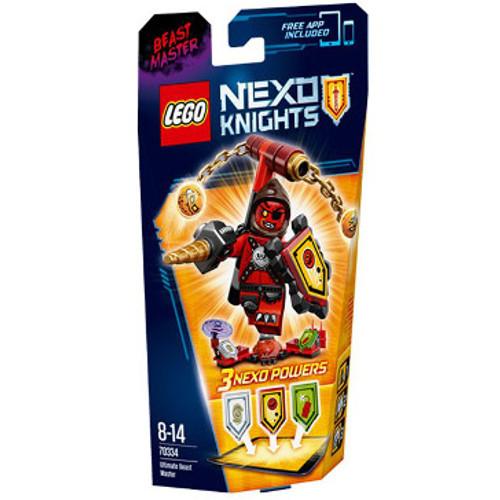 LEGO NEXO KNIGHTS- Supremul Beast Master 70334