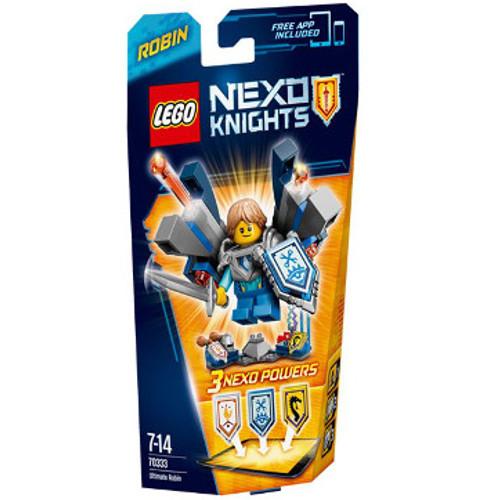 LEGO NEXO KNIGHTS- Supremul Robin 70333