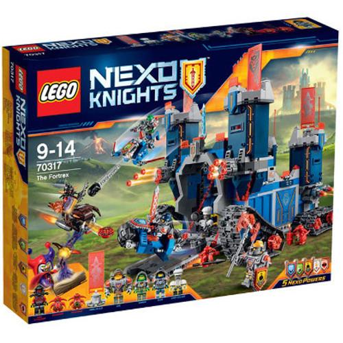 NEXO KNIGHTS- Castelul Fortrex 70317