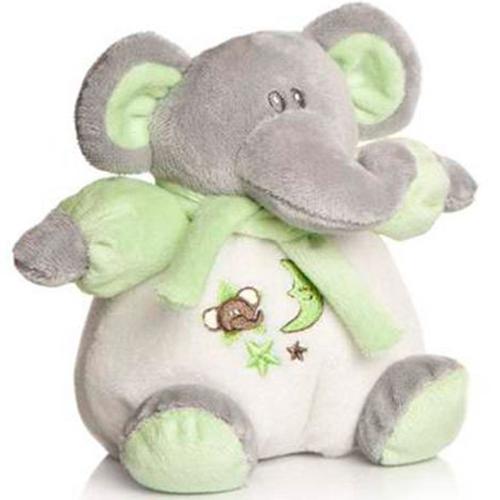 Artesavi Plus Bebe Elefantel 15 cm cu Zornaitoare