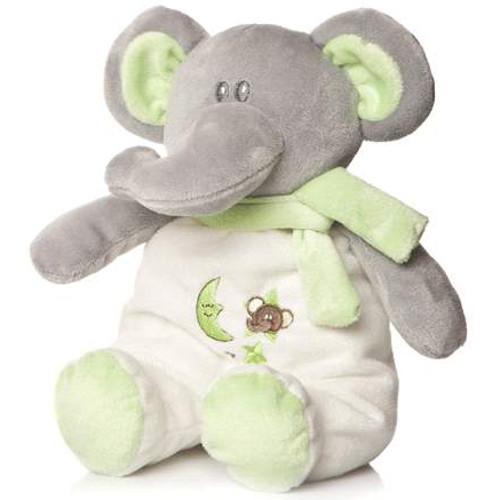 Plus Bebe Elefantel 28 cm cu Zornaitoare