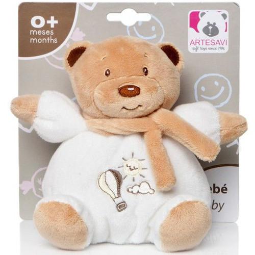 Plus Bebe Ursulet 15 cm cu Zornaitoare