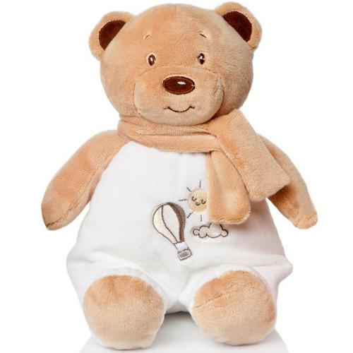 Plus Bebe Ursulet 28 cm cu Zornaitoare