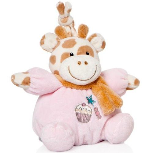 Plus Bebe Girafa Muzicala 15 cm