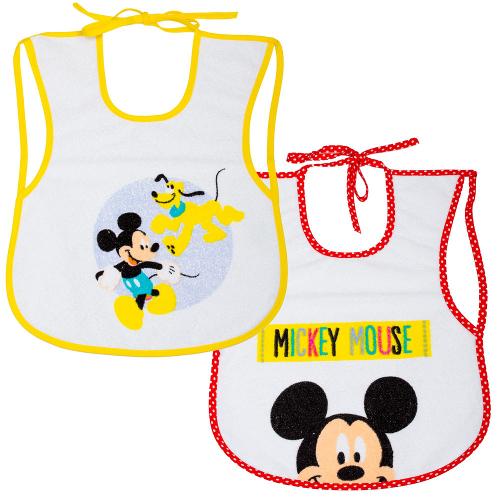 Set 2 Bavetele Mickey