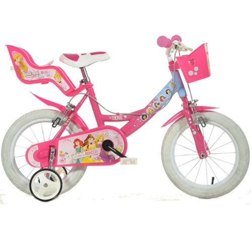 Bicicleta Princess 16 Inch Roz thumbnail