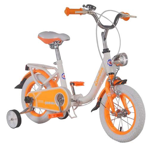 Bicicleta Pliabila Lambrettina Orange 12