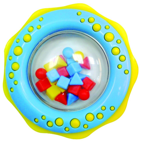 Zornaitoare Fun Rattle Forme