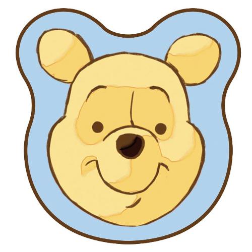 Set 2 Parasolare Winnie the Pooh