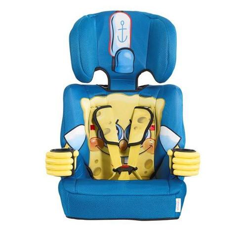 Scaun Auto Sponge Bob 9-36 kg
