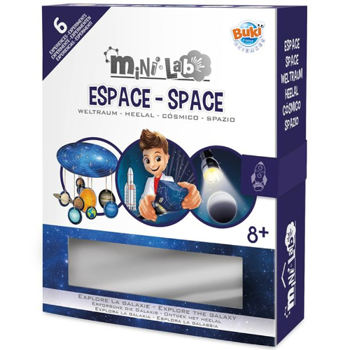 Buki France Mini Laboratorul Spatial