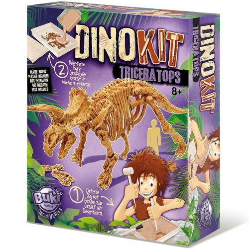 Paleontologie - Dino Kit Triceratops