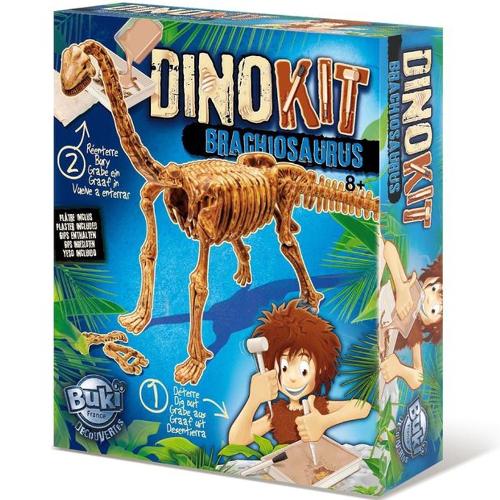 Buki France Paleontologie – Dino Kit Brachiosaurus