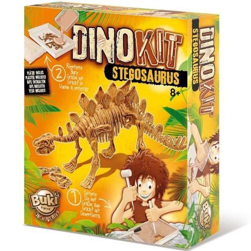 Buki France Paleontologie – Dino Kit Stegosaurus