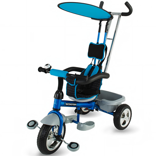 DHS Baby Tricicleta Scooter Plus