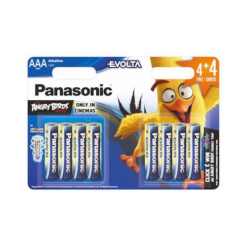 Set 8 Baterii Tip AAA Angry Birds thumbnail