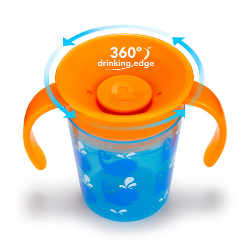 Cana Trainer Miracle Deco 6L+ Blue Whale