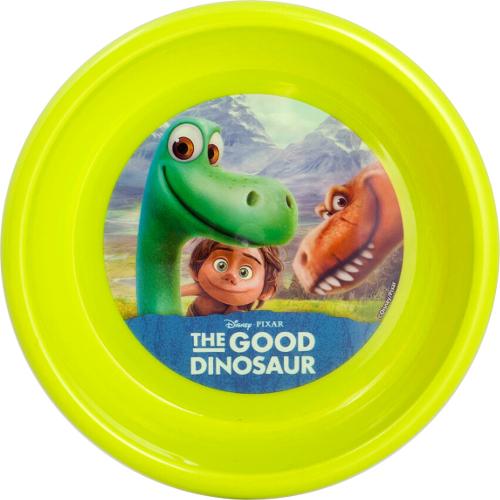 Farfurie Adanca Plastic Bunul Dinozaur