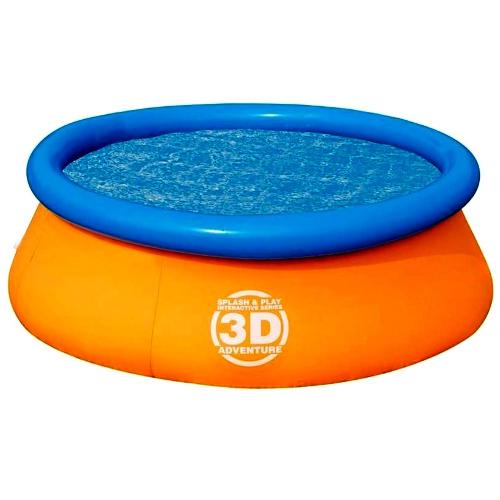 Piscina Splash Play Adventure 3D
