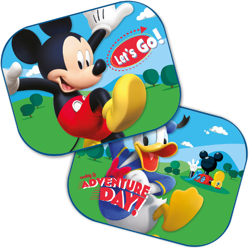 Set 2 Parasolare Mickey