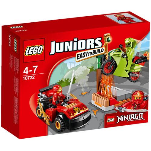 LEGO Juniors Confruntarea cu Sarpele 10722