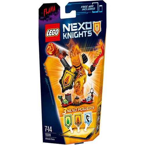 LEGO NEXO KNIGHTS- Suprema Flama 70339