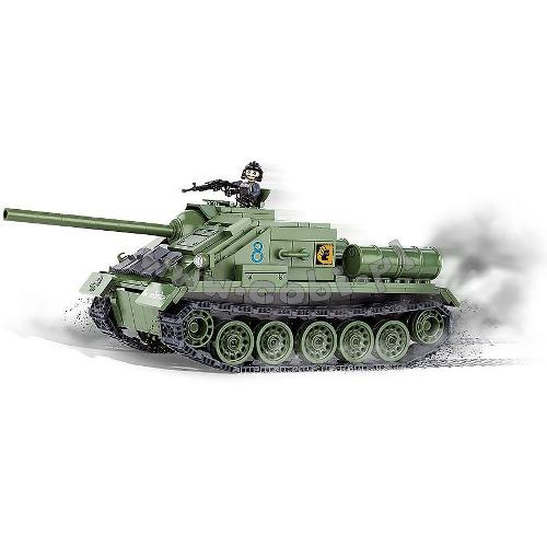 Set de Construit SU-85 - World of Tanks
