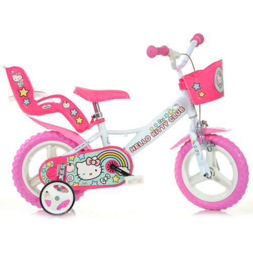 Bicicleta 12 Inch Hello Kitty thumbnail