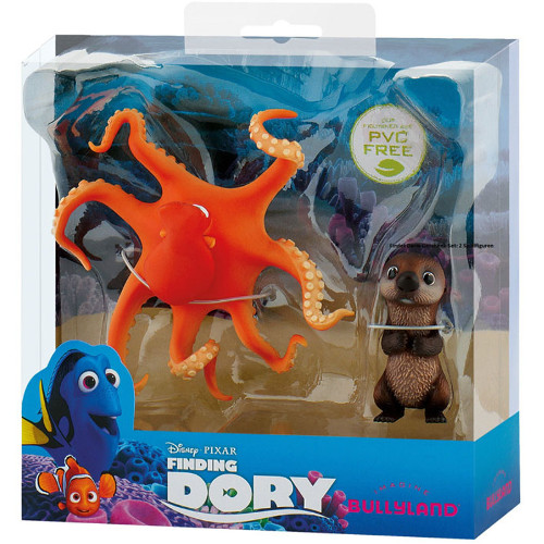 Set Figurine Otter si Hank - Finding Dory