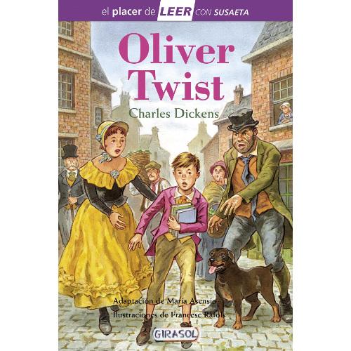Primele Mele Lecturi Nivelul 4 - Oliver Twist