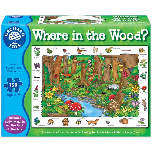 Orchard Toys Puzzle In Padure 150 Piese