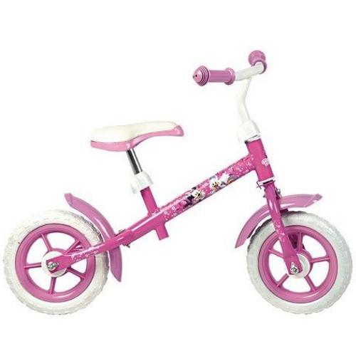 Bicicleta fara Pedale Minnie Mouse 10 inch