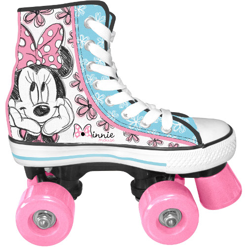 Stamp Patine cu Rotile Minnie Mash-Up 34