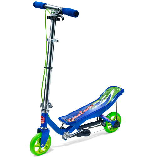 Trotineta Junior X360 Series Albastra