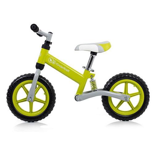 Bicicleta fara Pedale EVO Green thumbnail