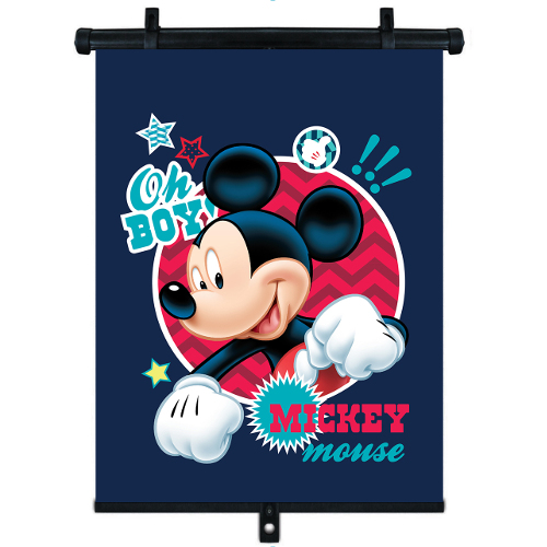Parasolar Auto Retractabil Mickey
