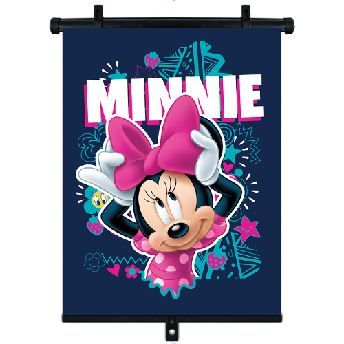 Parasolar Auto Retractabil Minnie