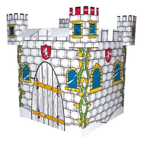 Coloreaza-ti Castelul