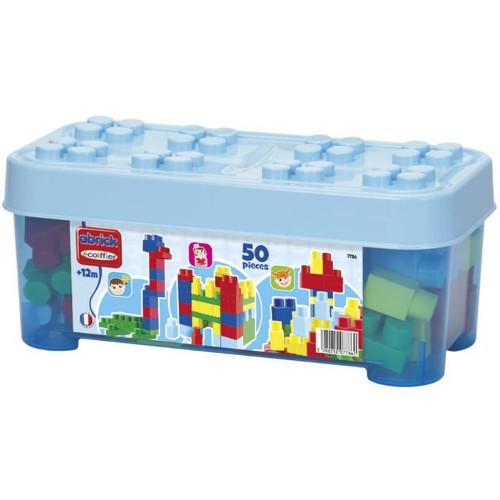 Set Constructii Abrick Albastru 50 Piese