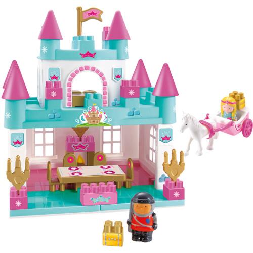 Set Constructii Abrick Castelul Printeselor thumbnail