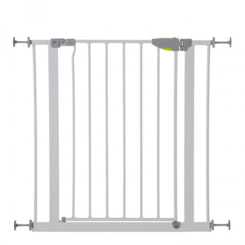 Poarta Siguranta Squeez Handle Safety Gate White