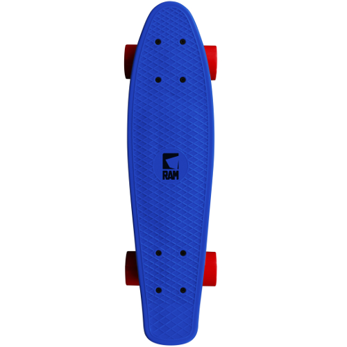 Penny Board Cruiser Albastru thumbnail